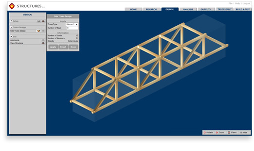 Structures 2 0 Wooden Bridge Virtual Modeling Whitebox Learning